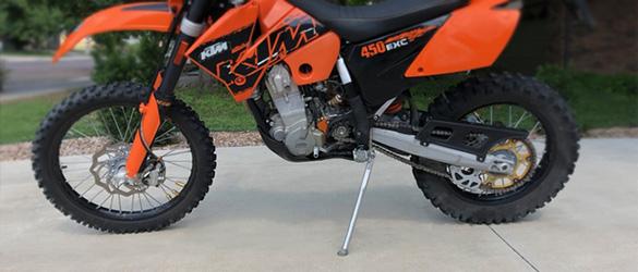 2007 ktm 450 exc